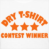 Dry t-shirt contest winner