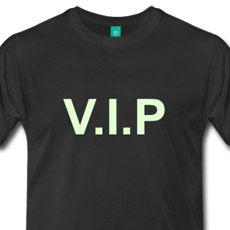 VIP T-shirt - Very Important Person