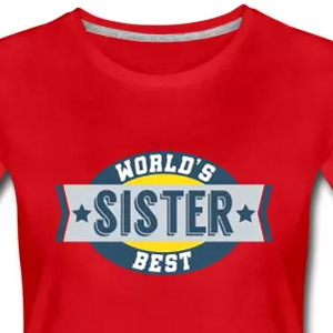 World's best sister
